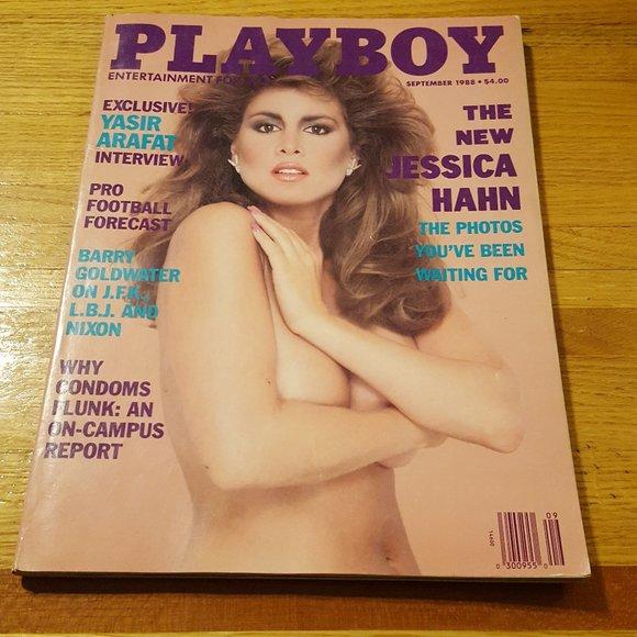 Vintage 1988 Playboy Magazine Jessica Hahn